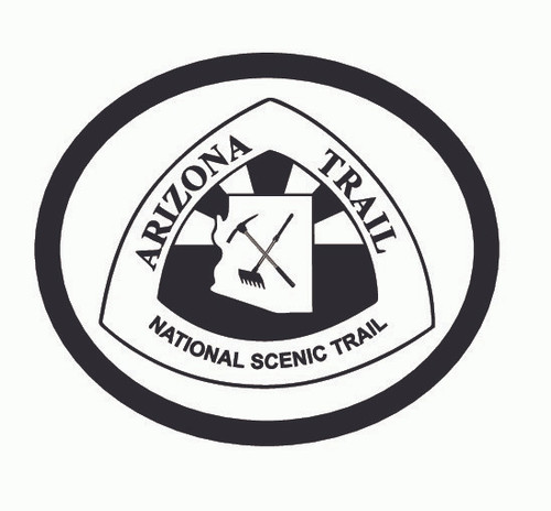 Arizona Trail National Scenic Trail Buckle (RESTRICTED)
