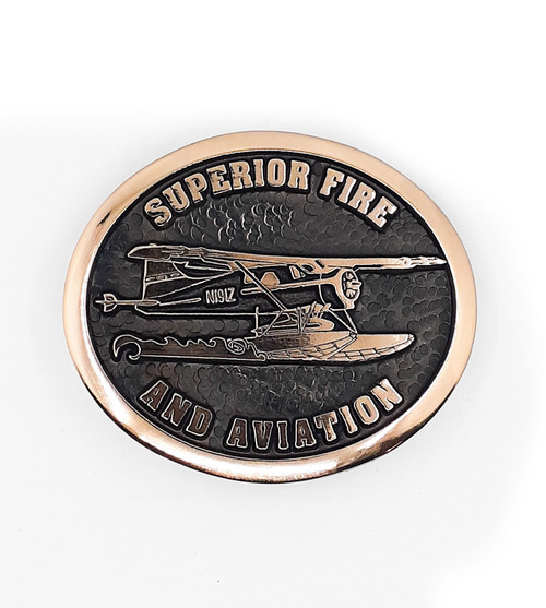 Superior Fire and Aviation Buckle
