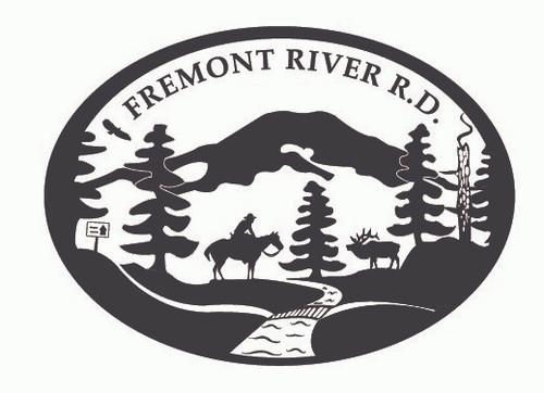 Fremont River Ranger District Buckle