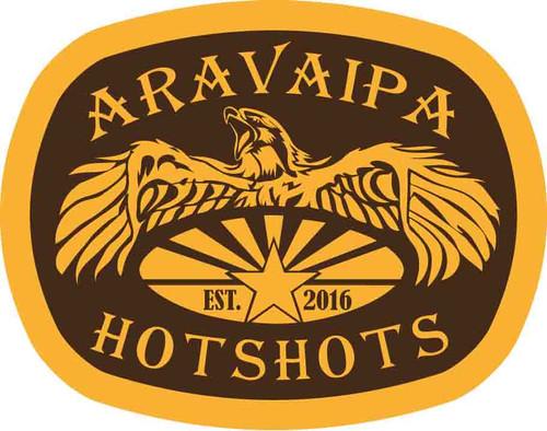 Aravaipa Hotshots Buckle  (RESTRICTED)