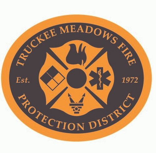 Truckee Meadows Fire Protection District Buckle (RESTRICTED)