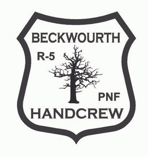 Beckwourth Hand Crew Buckle (RESTRICTED)