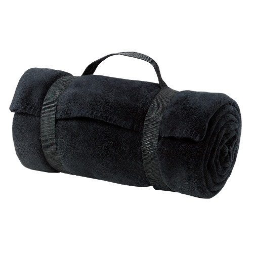 BLACK FWS VOL Fleece Blanket 30% Off