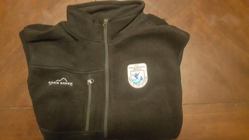 2XL Black MEN'S FWS Eddie Bauer® - Fleece Vest  - 30% OFF