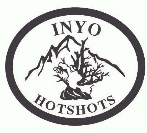 Inyo Hotshots Buckle (RESTRICTED)