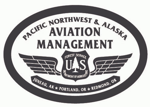 Pacific Northwest & Alaska Aviation Management Buckle (RESTRICTED)