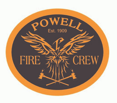 Powell Fire Crew Buckle (RESTRICTED)