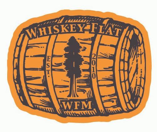 Whiskey Flat Wildland Fire Module Buckle (RESTRICTED)