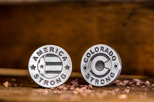 Colorado/America Strong Token of Appreciation