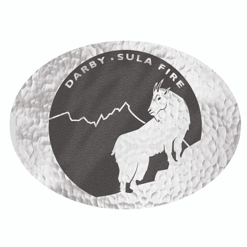 Darby Sula Fire Buckle (RESTRICTED)(oversized)