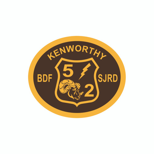 Kenworthy BDF SJRD Buckle (RESTRICTED)