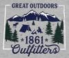 Great Outdoors Short Sleeve Tee