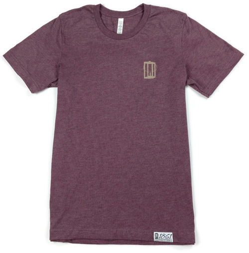 South Carolina Palmetto T-Shirt (Maroon)