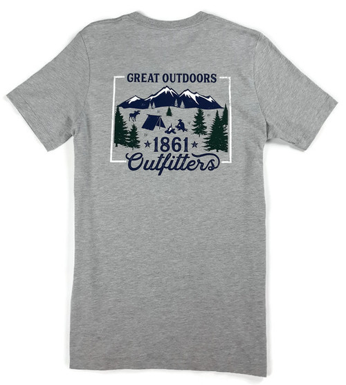 Great Outdoors Short Sleeve Tee