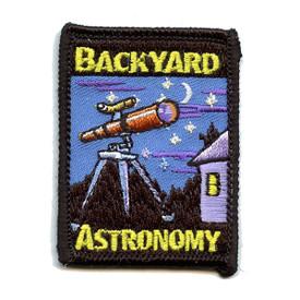 S-1493 Backyard Astronomy Patch