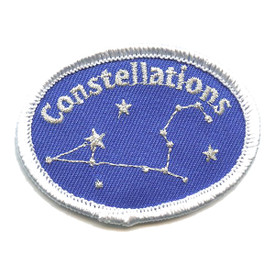 S-1496 Constellations Patch