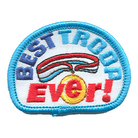S-1535 Best Troop Ever Patch