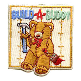 S-1536 Build-A-Buddy Patch