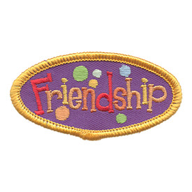 S-1543 Friendship Patch