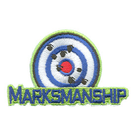 S-1544 Marksmanship Patch