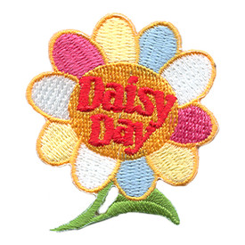 S-1547 Daisy Day Patch