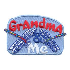 S-1555 Grandma & Me Patch