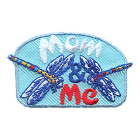 S-1556 Mom & Me - Dragonflies Patch