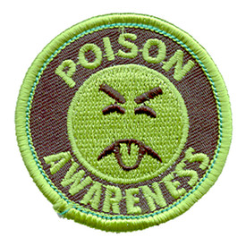 S-1564 Poison Awareness Patch