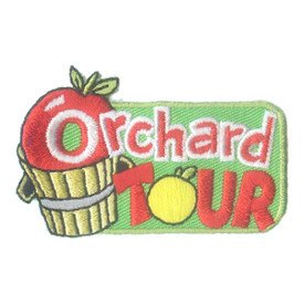 S-1572 Orchard Tour Patch