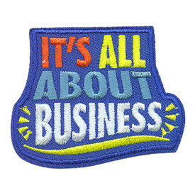 S-1584 It's All About Business Patch