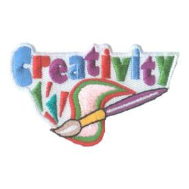 S-1586 Creativity Patch