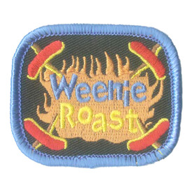 S-1599 Weenie Roast Patch