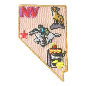 S-1610 Nevada State Patch
