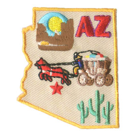 S-1611 Arizona State Patch