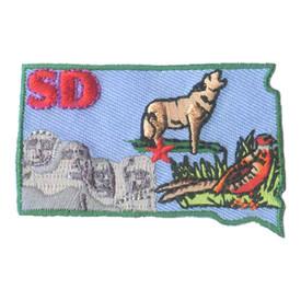 S-1614 South Dakota State Patch