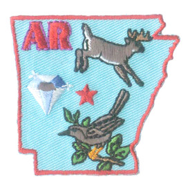 S-1617 Arkansas State Patch