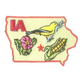 S-1618 Iowa State Patch