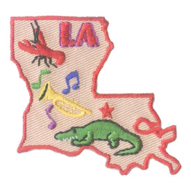 S-1621 Louisiana State Patch