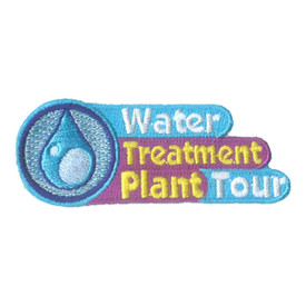 S-1657 Water Treatment Plant Patch
