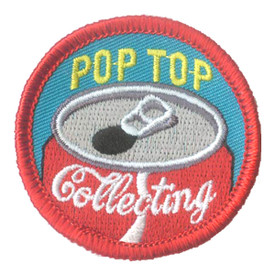 S-1660 Pop Top Collecting Patch