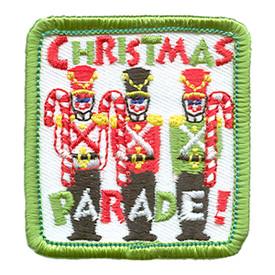 S-1670 Christmas Parade Patch