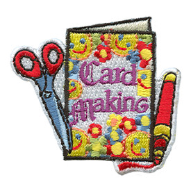 S-1678 Card Making Patch