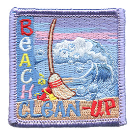 S-1681 Beach Clean - Up Patch