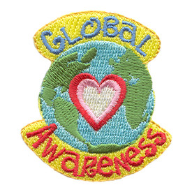 S-1692 Global Awareness Patch