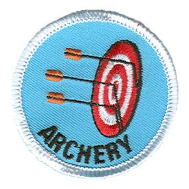 S-0001 Archery- Target Patch