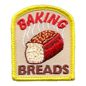 S-1696 Baking Bread Patch