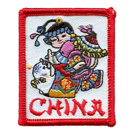 S-1701 China Patch