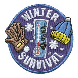 S-1706 Winter Survival Patch