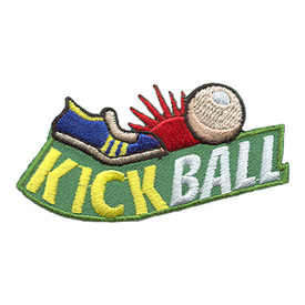 S-1727 Kick Ball Patch