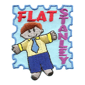S-1742 Flat Stanley Patch